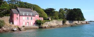 Vannes ccommons-pipin-France-golfe_du_morbihan-maison_rose